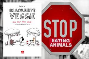 """Prix Maya 2020 : la BD """"Insolente Veggie"""" récompensée par le prix animaliste"""
