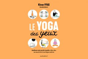 Le yoga des yeux Marabout