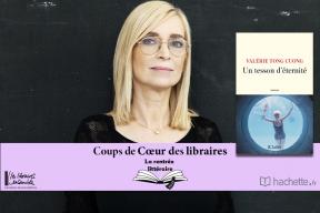 """""""Un tesson d'éternité"""" de Valérie Tong Cuong : coup de cœur de Marie-Adélaïde Dumont, Librairie Doucet à Le Mans"""