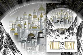 """""""La Ville sans vent"""" d'Eléonore Devillepoix : le coup de cœur de la librairie Privat à Toulouse"""