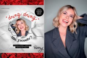"""Romy : """"Famille, feel good, relations, sexualité, réseaux sociaux... tous les sujets y sont."""""""