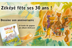 Zékéyé fête ses 30 ans