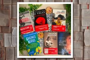 Concours : remportez les romans de la rentrée littéraire du Livre de Poche