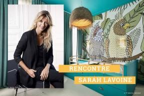 Sarah Lavoine : tentez de remporter une invitation pour rencontrer la célèbre designer
