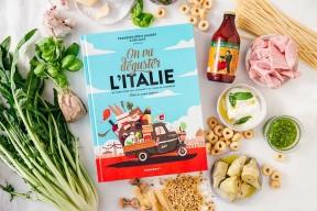 """Concours : remportez un exemplaire du livre """"On va déguster l'Italie"""" de François-Régis Gaudry"""