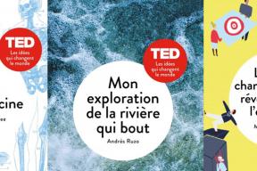 Les conférences TED arrivent en librairie #2