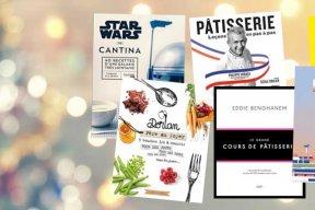 Cadeaux de Noël : les meilleurs livres de cuisine à offrir