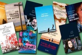 Rentrée littéraire 2016 : 10 premiers romans prometteurs