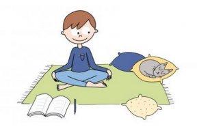 4 livres de méditation pour les enfants