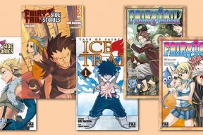 7 spin-off de Fairy Tail
