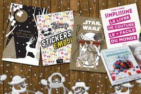 Noël 2016 : quel livre offrir à un(e) fan de loisirs créatifs ?