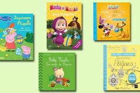 6 livres pour fêter Pâques en famille