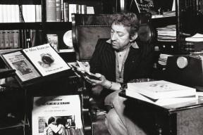 Serge Gainsbourg en 10 livres