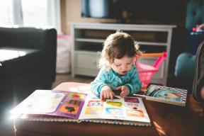 Lecture pour les tout-petits : notre sélection de livres d'éveil
