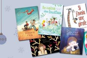 Noël 2016 : les beaux albums à offrir à vos enfants