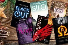 Cadeaux de Noël : offrez les meilleurs romans fantasy et science-fiction