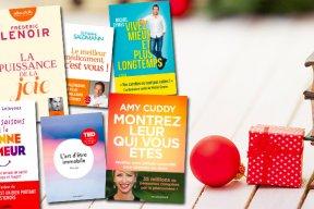 Noël : les meilleurs livres de développement personnel à offrir