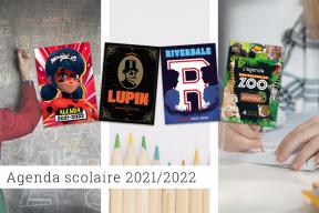 Top 25 des agendas scolaires pour la rentrée 2021