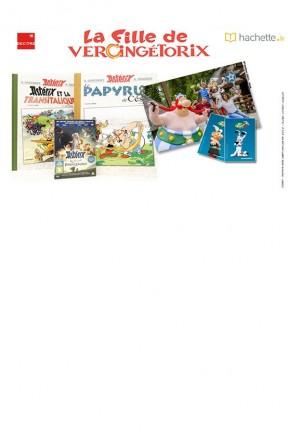 Quiz Spécial Astérix : jouez et gagnez des cadeaux exceptionnels !