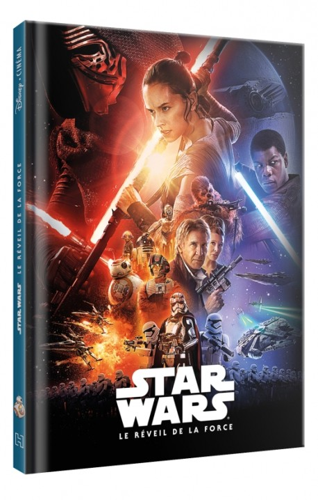 STAR WARS - Disney cinéma - VII