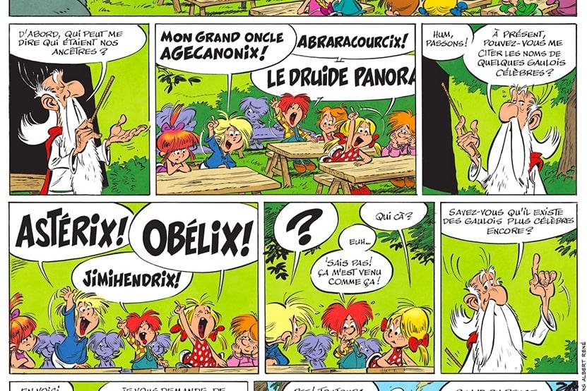 Le 38eme Album D Asterix Sortira Le 24 Octobre 2019