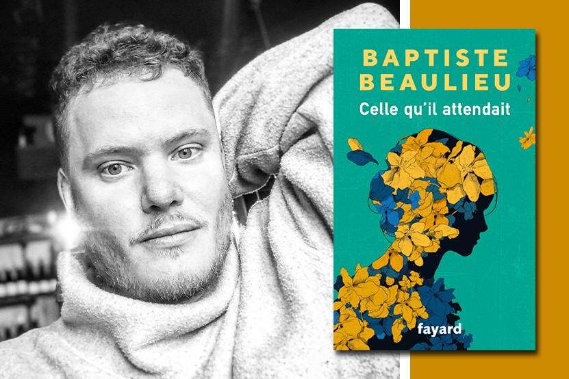 """""""Celle qu'il attendait"""" : le nouveau roman de Baptiste Beaulieu disponible le 28 avril 2021"""
