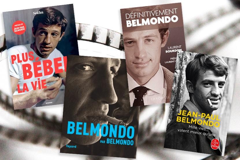 Jean-Paul Belmondo : notre sélection de livres pour tout savoir sur cet acteur mythique