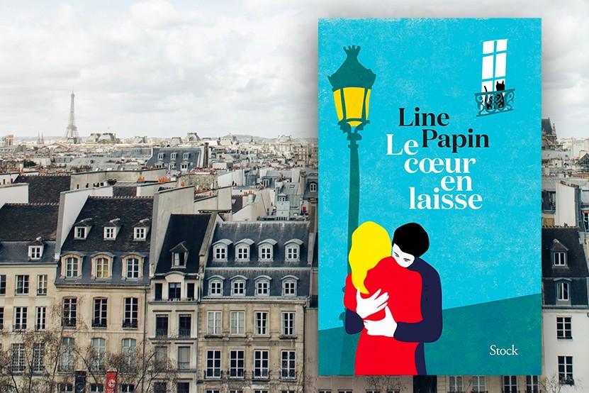 """""""Le cœur en laisse"""" : le Paris amoureux de Line Papin"""