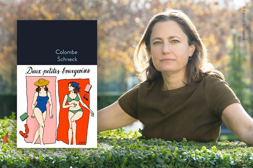 """""""Deux petites bourgeoises"""" : Colombe Schneck est de retour en librairie"""