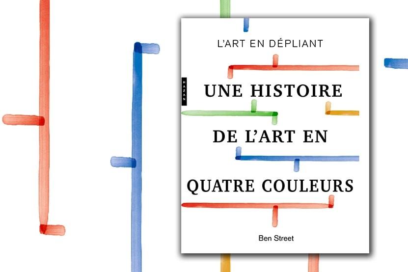 Hazan Histoire Art Quatre Couleurs