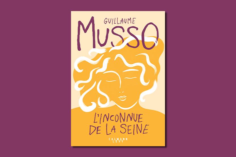 """L'inconnue de la Seine"""" : la couverture dévoilée du prochain roman de Guillaume Musso qui sortira le 21 septembre 2021"""