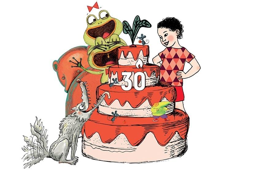 Didier Jeunesse : anniversaire 30 ans