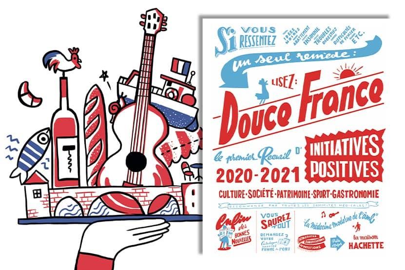 """""""Douce France"""" : participez à un challenge plein de bonne humeur avec les éditions Hachette Pratique"""