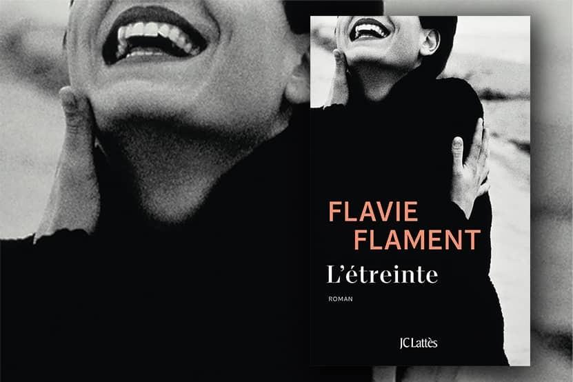 """""""L'étreinte"""" : un roman tendre signé Flavie Flament"""