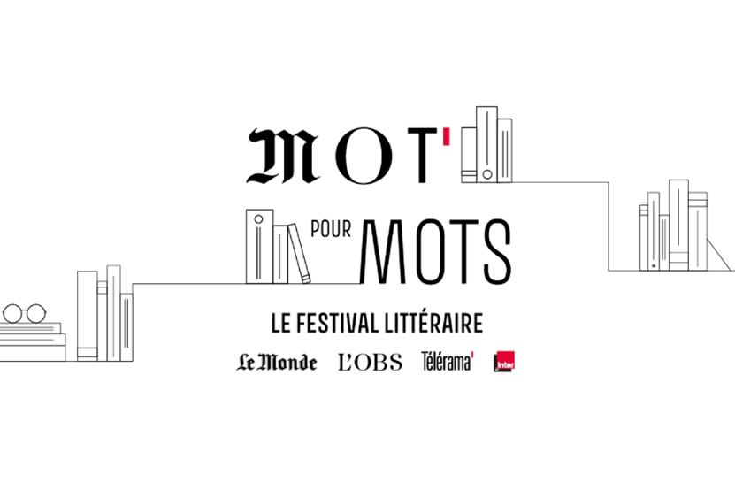 La première édition du festival littéraire « Mot' pour mots » le 5 et 6 Juin 2021 au parc de la Villette (Paris)