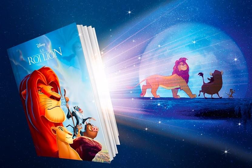 Ateliers créatifs et lectures FNAC livres Disney