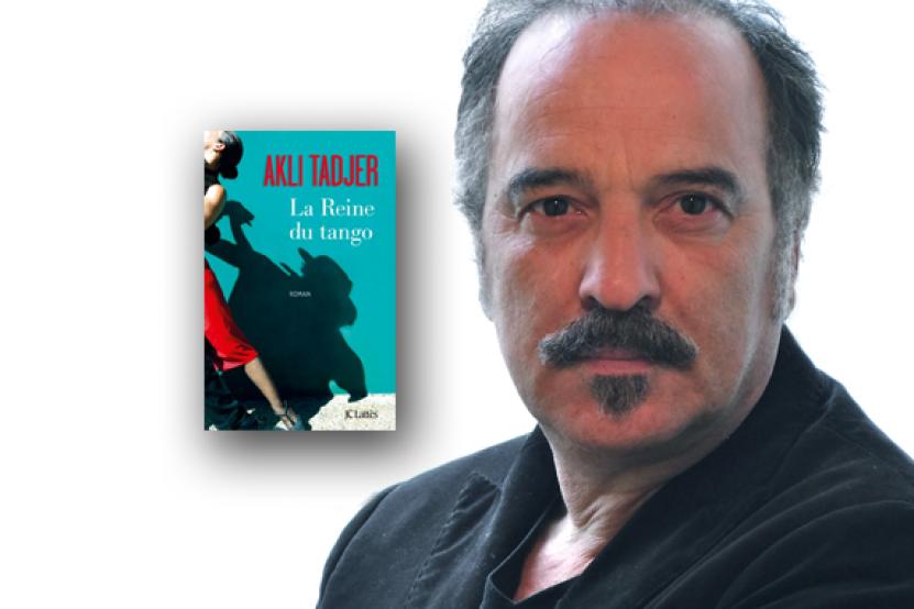 """Le Prix Nice Baie des Anges décerné à Akli Tadjer pour """"La Reine du tango"""""""