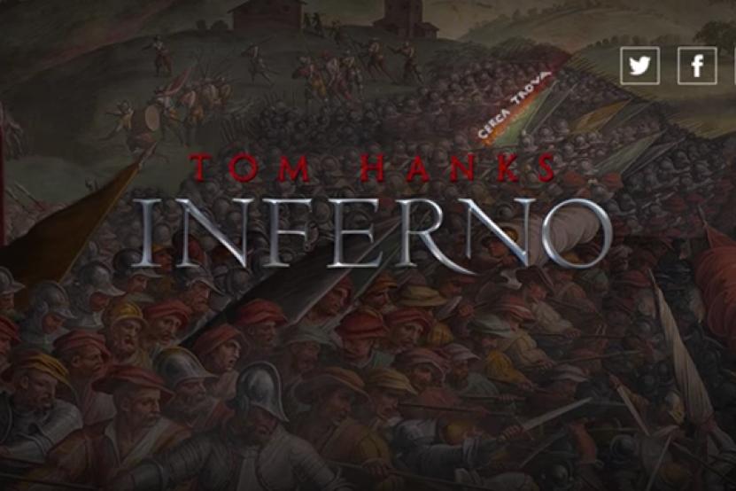 """""""Inferno"""" : découvrez la bande annonce de la nouvelle adaptation de Dan Brown"""