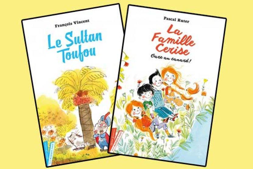 « Mon marque-page » : une collection de romans pour les 7-11 ans !