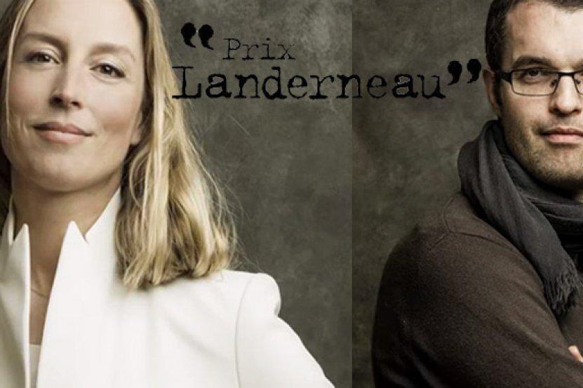 Prix Landerneau : Hugo Boris et Adelaïde de Clermont-Tonnerre parmi les titres sélectionnés