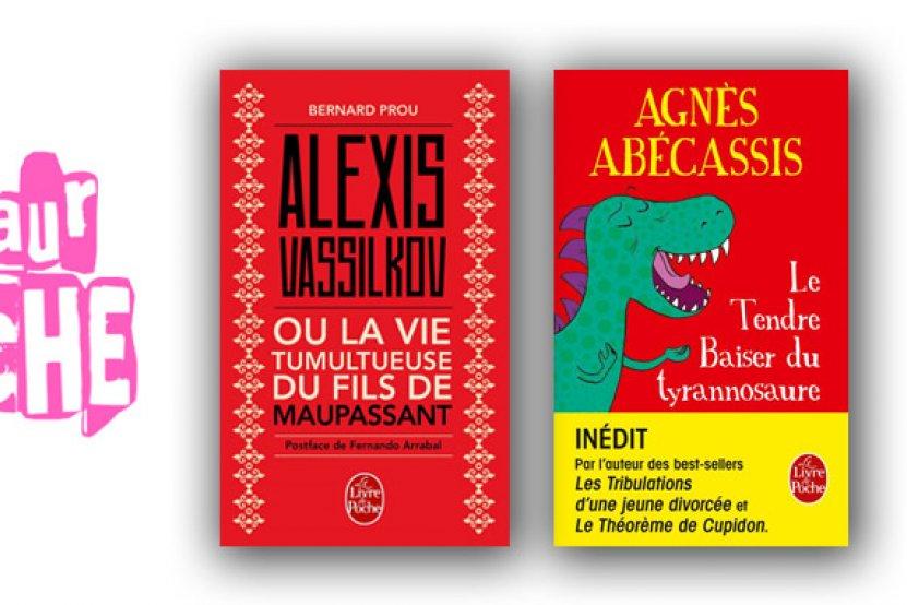 8e édition de Saint-Maur en Poche : Bernard Prou et Agnès Abécassis récompensés