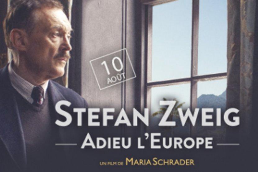 """""""Adieu l'Europe"""": le biopic de Stefan Zweig au cinéma"""