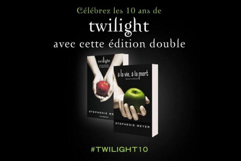 A La Vie A La Mort Twilight Reinvente Pour Ses 10 Ans