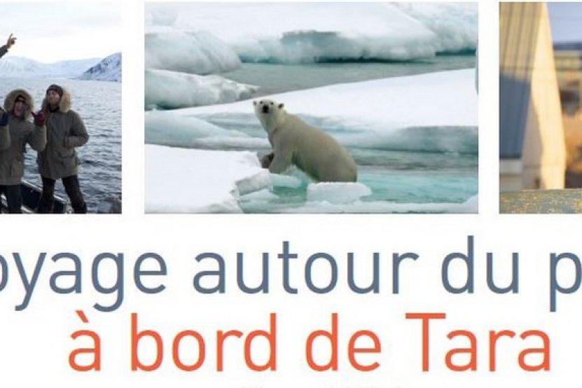 """""""Voyage autour du pôle à bord de Tara"""" remporte le Prix Planète Bleue Nausicaa 2015"""