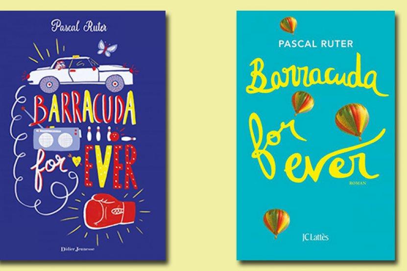 """Barracuda for ever"" : le nouveau roman de Pascal Ruter"