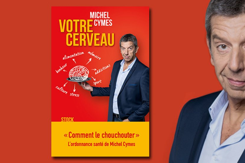 Cinq conseils de Michel Cymes pour prendre soin de son cerveau