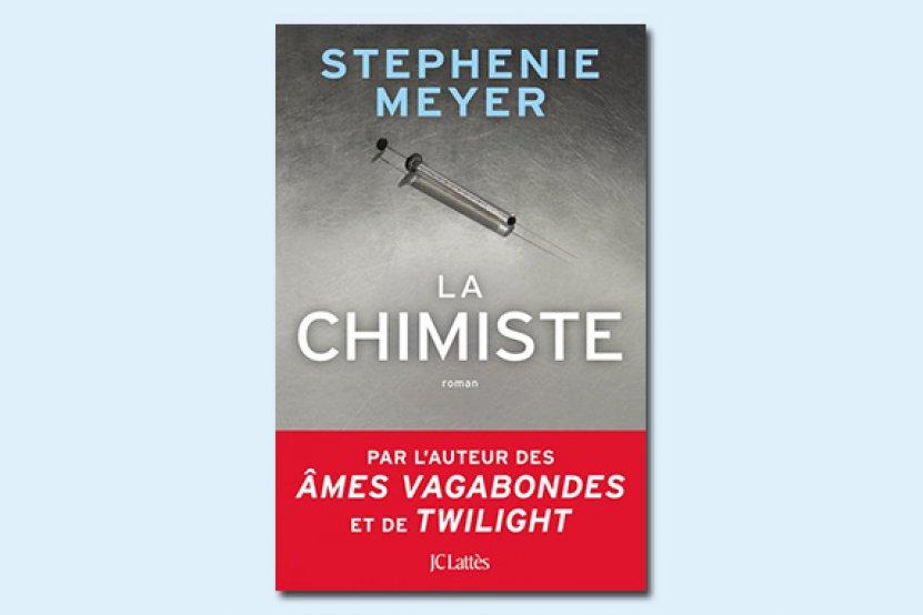 La chimiste : découvrez le nouveau thriller événement de Stephenie Meyer  [extrait]