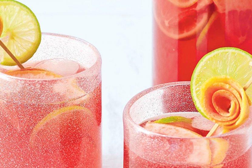 Recette de la semaine #22 : un cocktail spécial Saint-Valentin !