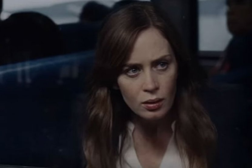 """La fille du train"" de Paula Hawkins au cinéma"