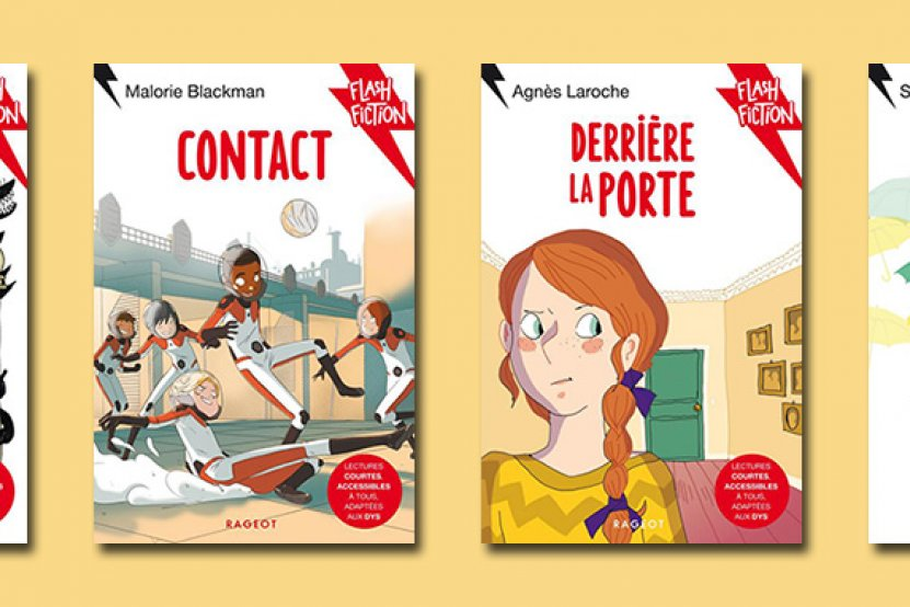 Flash Fiction : une nouvelle collection pour se faciliter la lecture